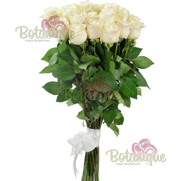 Букет из 11 импортных роз