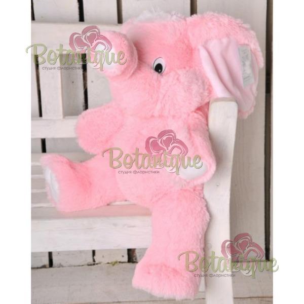 Розовый слон №1